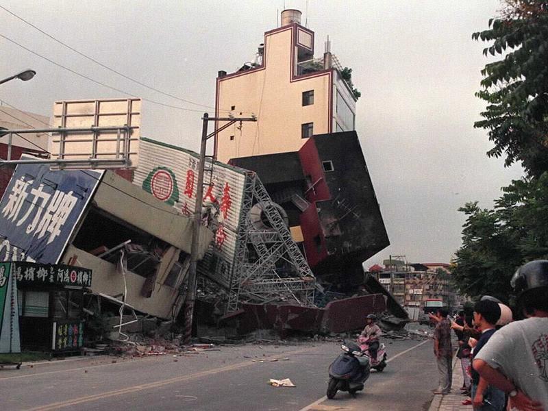 921到底多嚴重?震毀10萬多間房屋