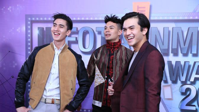Infotainment Awards 2017 (Adrian Putra/bintang.com)