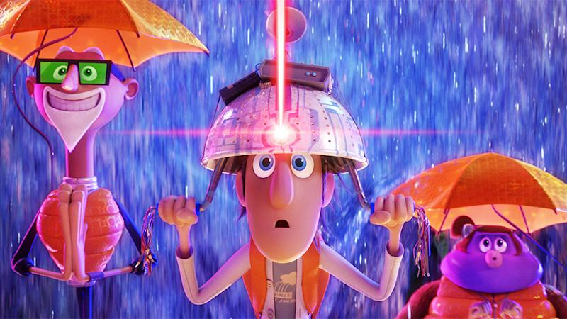 Box Office: 'Cloudy' Looks to End Sony's Bad Weather With Up to $40 Million