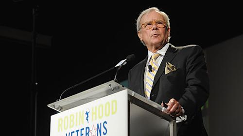 Tom Brokaw Announces Cancer Diagnosis