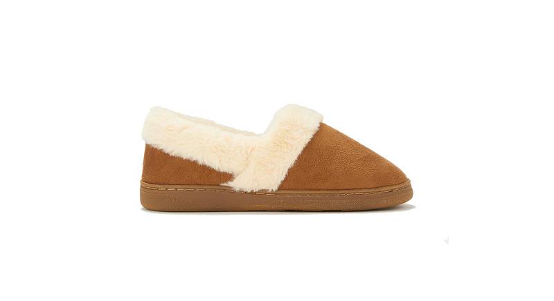 Comfort Cuff Boot Slippers