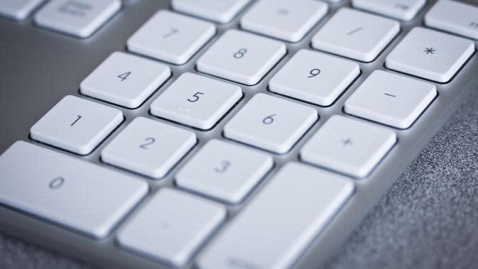 keyboard (Sumber: iStockphoto)