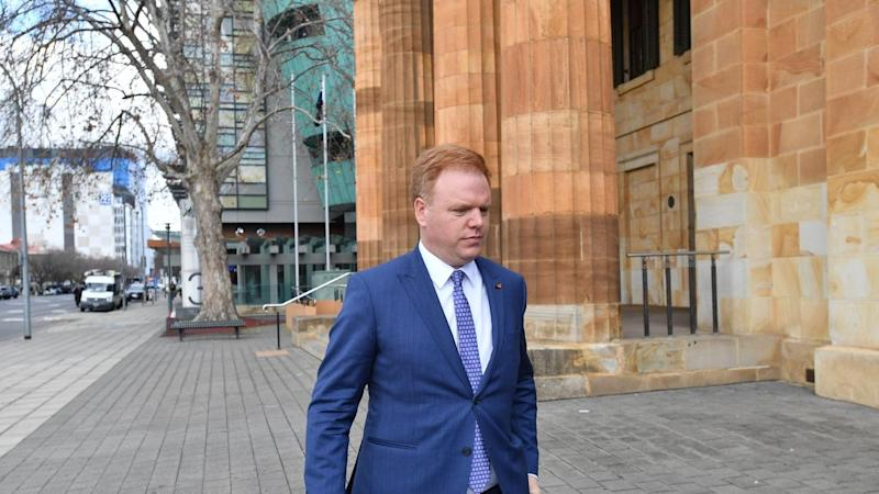 ATO whistleblower fundraising for defence