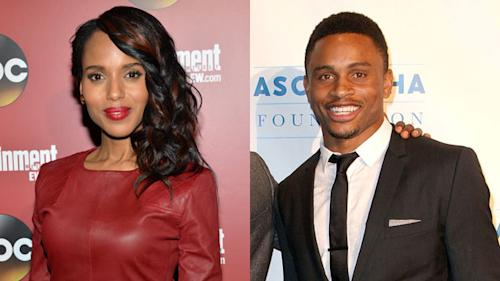 Kerry Washington Marries in Secret Ceremony