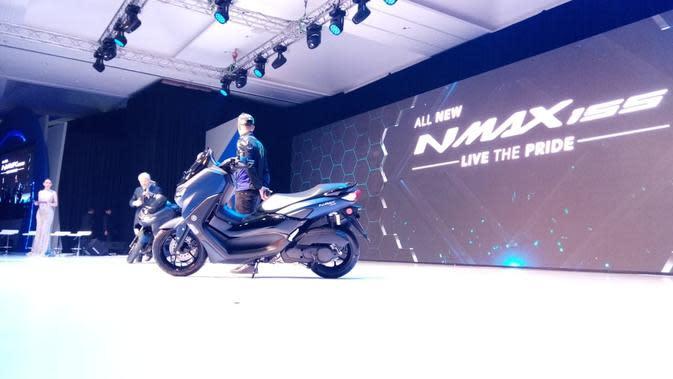 Top3: Pilih Yamaha NMax Baru atau Honda ADV150?