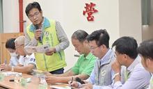 立委邀陳吉仲說明停灌補償措施 爭取農民最大保障