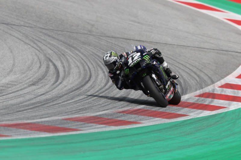 Vinales rebut pole position GP Austria