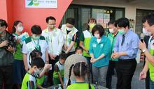 賴副總統參訪非營利幼兒園 強調防疫重要性 (圖)