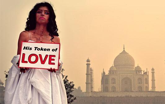The photographer has used his talent to bring awareness to this incredibly devastating issue. Photo: Niraj Gera.