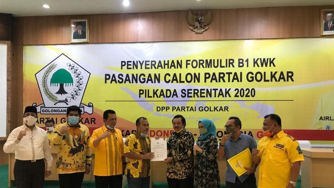 Golkar Tetapkan 53 Calon Kepala Daerah di Sumatera