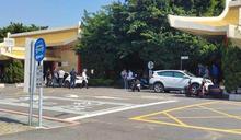 台南市殯儀館不平靜!男子頭部遭槍擊 凶嫌4小時後落網