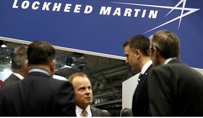 Lockheed Martin is the main contractor on the Taiwan deal. Photo: Reuters