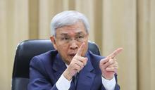 新台幣強勢升值 楊金龍提2點強調匯率穩定 (圖)