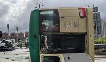 沙田大涌橋路車禍 57歲小巴司機死亡