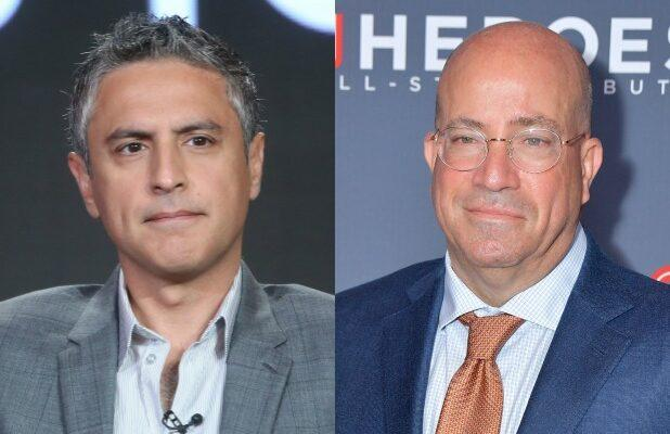Reza Aslan Accuses Jeff Zucker of Canceling His CNN Show to Appease Trump