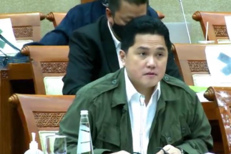 Komisi VI DPR setujui pencairan utang pemerintah kepada sembilan BUMN
