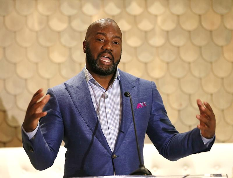 Malik Yoba calls himself a 'serial entrepreneur'