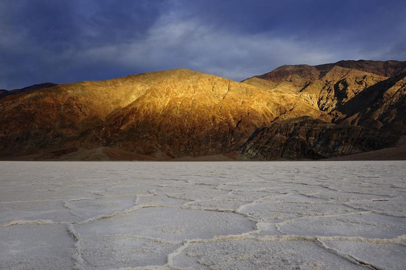 Spotlight on Death Valley: Flickr photo of the day
