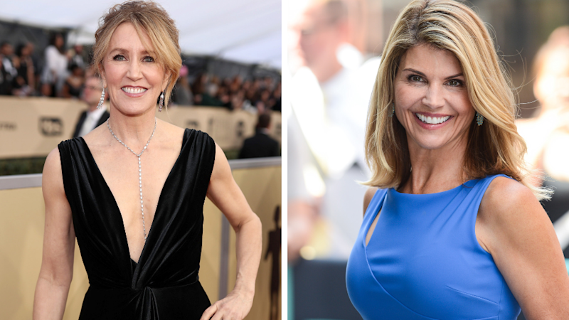 Lori Loughlin, Felicity Huffman among dozens charged over United States  college bribery scheme