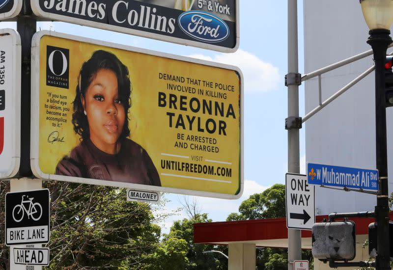 Louisville declares state of emergency as city braces for Breonna Taylor decision
