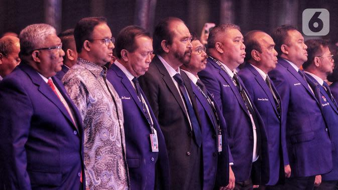 Nasdem Akan Gelar Konvensi Capres 2024