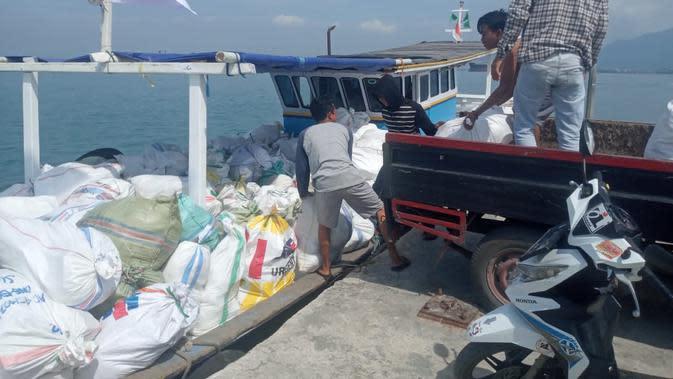 Menebar Kebaikan sampai Pulau Panjang Jelang Lebaran