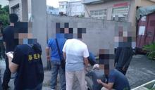 台中查獲6名逃逸移工 流竄工地非法打工
