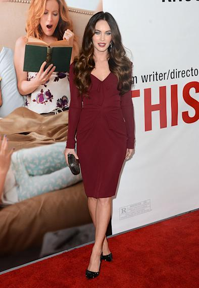 "Premiere Of Universal Pictures' ""This Is 40"" - Arrivals: Megan Fox"