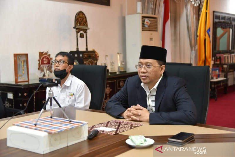 Gubernur NTB paparkan potensi Mandalika dihadapan jajaran UI