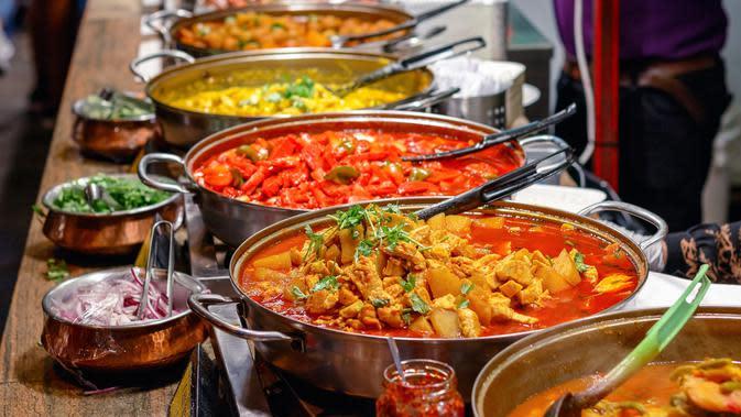Makanan Pedas (Ilustrasi/iStockphoto)