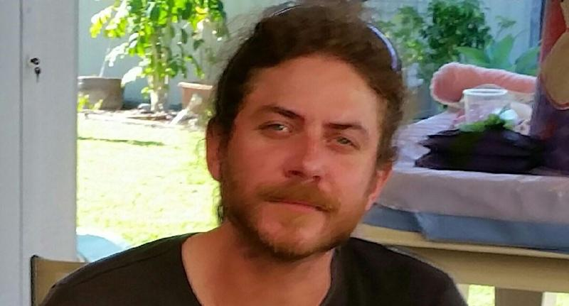 A supplied image obtained on Wednesday, April 24, 2019, shows Bradley Smith who was reported missing last night after failing to return home to Nanango from a local music festival at Elbow Valley over the long weekend. (AAP Image/Queensland Police Media) NO ARCHIVING, EDITORIAL USE ONLY