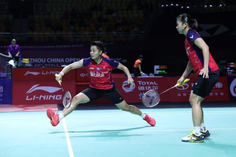 Kalah di Fuzhou China Open, Greysia/Apriyani akui sangat kecewa