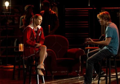 Glee Recap: Fear and Bonding at McKinley High