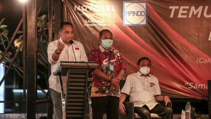 Eri Cahyadi Ingin Warga Untung dari Investasi di Surabaya