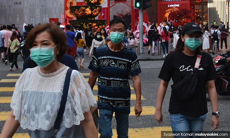 127 arrested on first day of mandatory face mask rule
