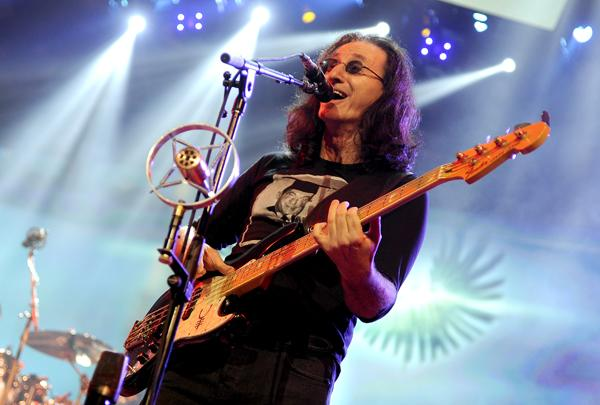 Geddy Lee on Rush's Rock and Roll Hall of Fame Induction: 'We'll Show Up Smiling'