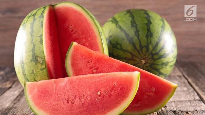 Berikut enam manfaat semangka untuk kecantikan kulit yang belum diketahui masyarakat luas. (Foto: iStockphoto)