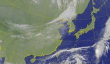 沙德爾恐成中颱!外圍環流發威 今明雨狂炸北台4地