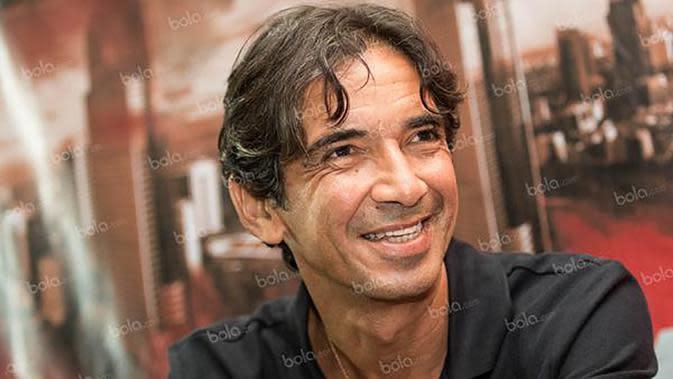 Luciano Leandro. (Bola.com/Vitalis Yogi trisna)