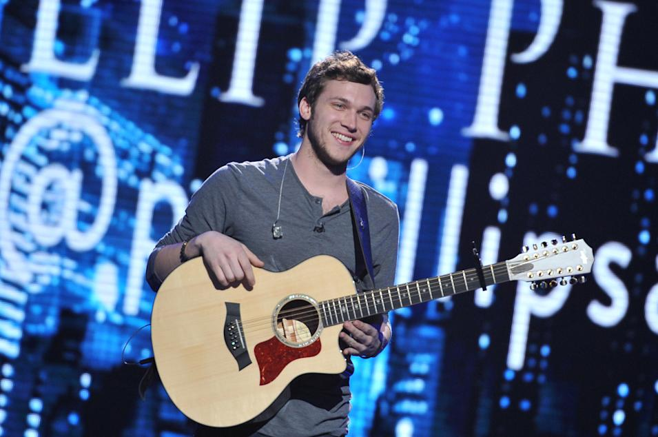 Phillip Phillips - 4/18/12