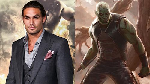 'Game of Thrones' alum Jason Momoa recruited for Marvel's 'Guardians of the Galaxy'