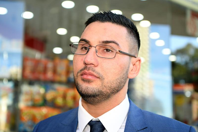 Salim Mehajer set to walk free from Cooma Correctional Centre. Pictured here outside court in 2018.
