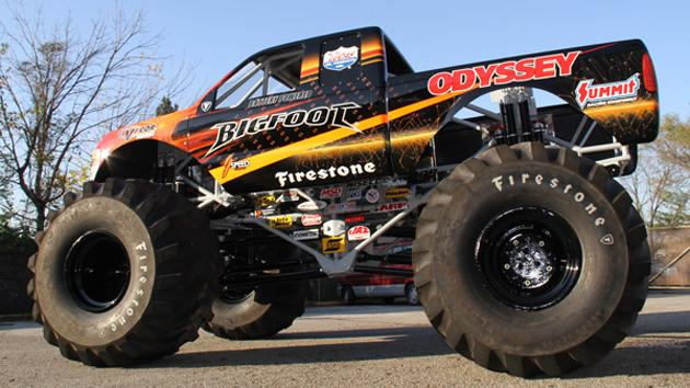 Bigfoot's original builders construct the first monster truck EV