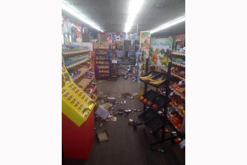 Earthquake-North Carolina