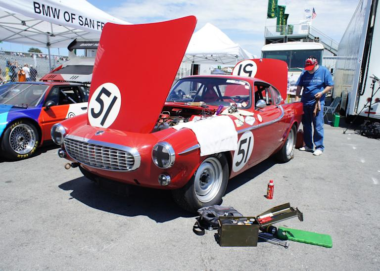 Cars of the Monterey Motorsports Reunion