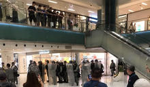 男子涉水樽擲警 7月轉區院審禁足新城市廣場1期