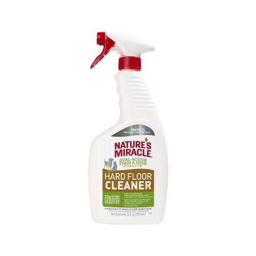 Nature's Miracle Dual Action Hard Floor Stain & Odor Remover. (Photo: Chewy)