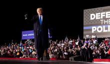 川普辯論說到選民心坎裡 非裔滿意度暴漲逼近5成