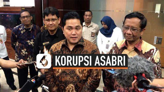 VIDEO: Menteri BUMN Sebut Kondisi Keuangan Asabri Masih Stabil