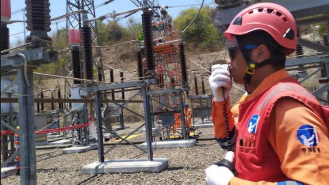 PLN Jatim Dorong Peningkatan Rasio Elektrifikasi di Wilayah Pacitan